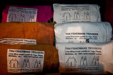 Thai trousers, suitable for Yoga and exercise